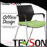 Tevson wholesale classroom chairs with writing pad for reception