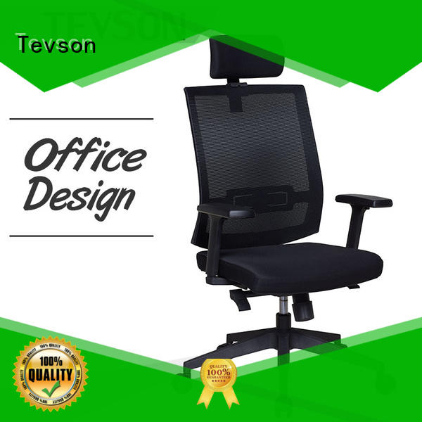 Tevson comfortable ergonomic office chair at discount for office