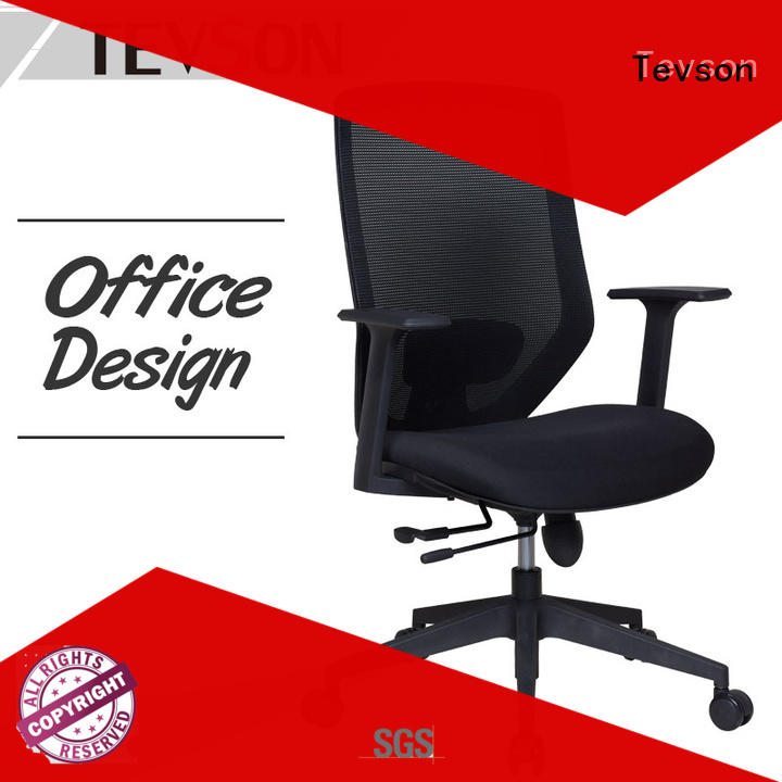 Tevson swivel office chair for industry