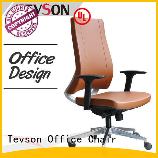 Tevson manager high back office chair equipment