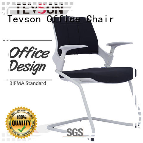 Tevson apprentice classroom chairs with writing pad scientificly for conference