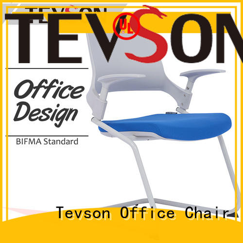 Tevson low cost meeting room chairs for reception