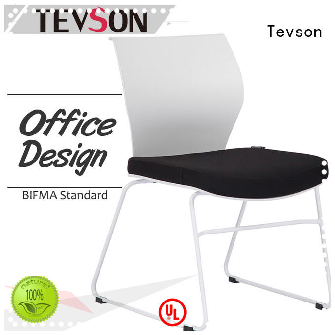 Tevson low cost conference chairs with writing board