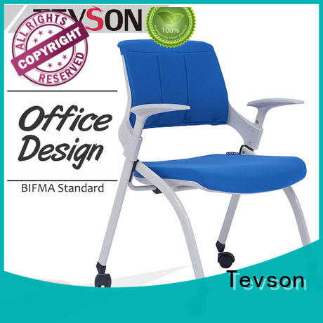 Tevson Brand without guest modern conference room chairs manufacture