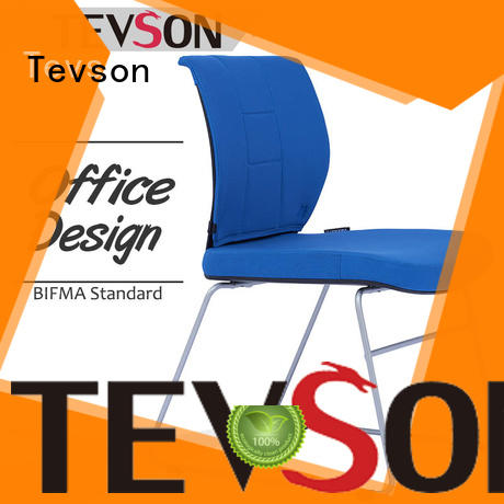 multiuse student office chair plastic for waiting Room Tevson