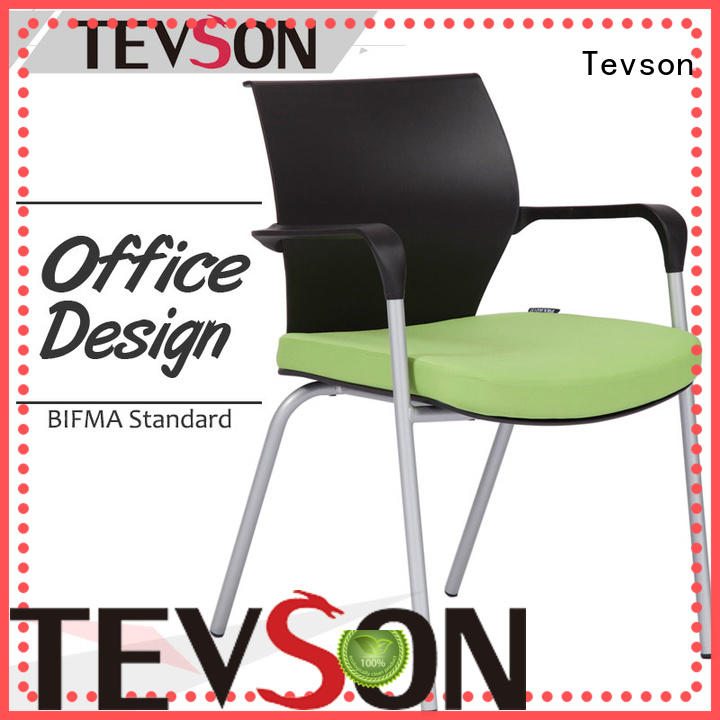 Tevson restaurant tablet arm chair workshops for reception