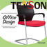 Tevson mobile meeting room chairs for waiting Room
