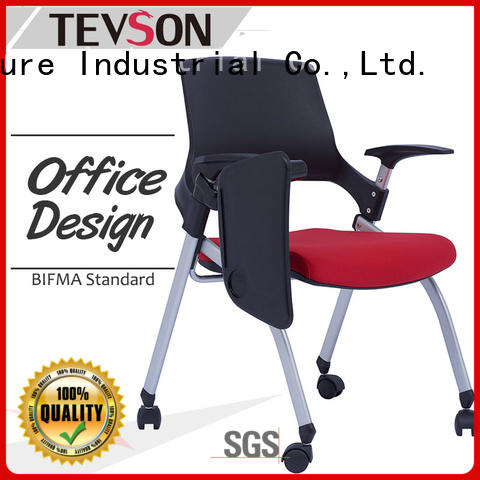 strong Folding training room chair polyester bulk production for anteroom