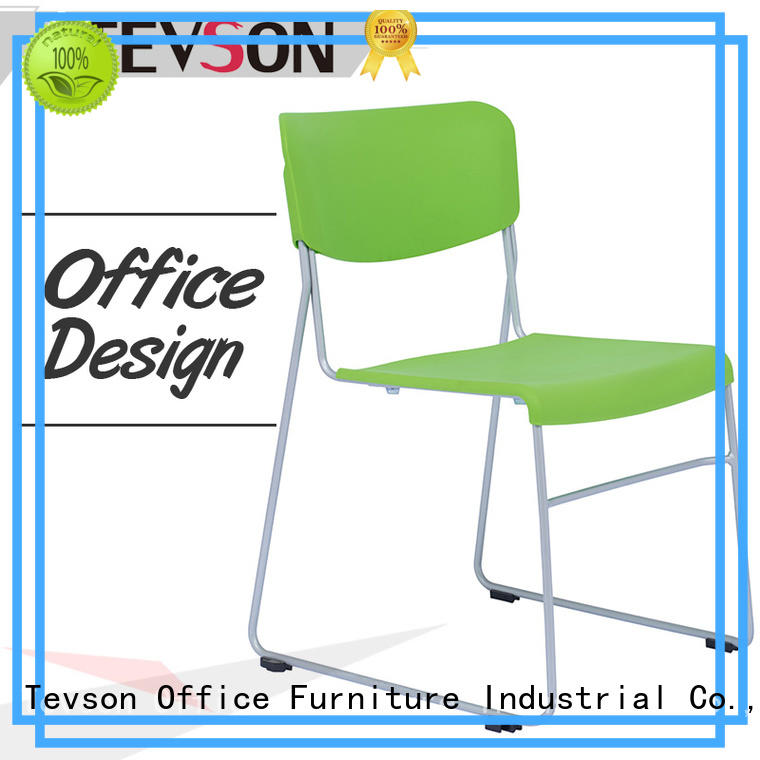 student chair with writing pad polyester lecture Tevson Brand company