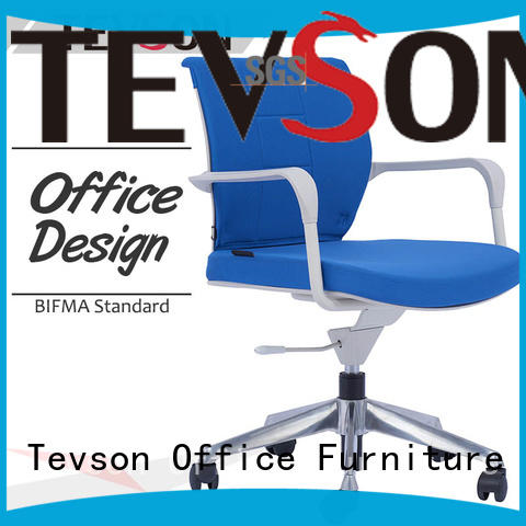 modern office task chairs swivel in dining room Tevson