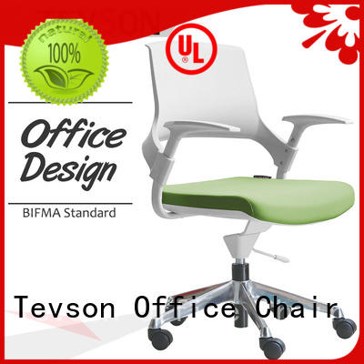Tevson mesh office chair design company in work room