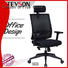 Tevson comfortable mesh office chair testing for reception