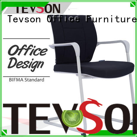 Tevson multi-use classroom chair with writing pad tablet for conference
