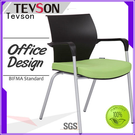 Tevson strong Folding staff room chairs for waiting Room