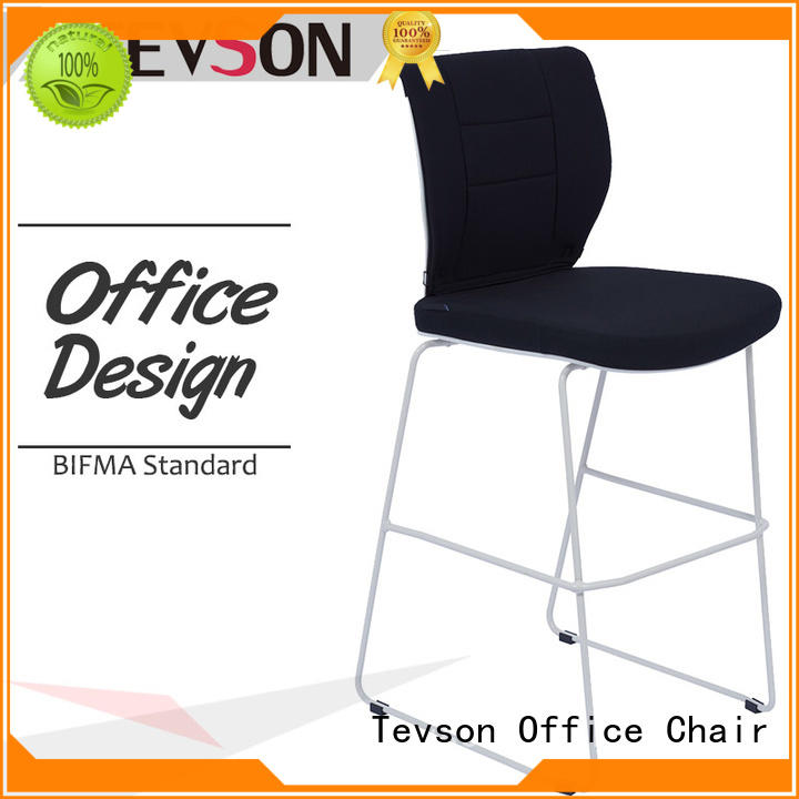 modern bar stool chairs chair for McDonald's Tevson