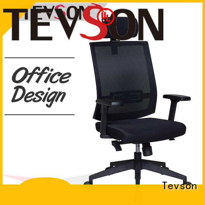 Tevson mesh office chair task for anteroom