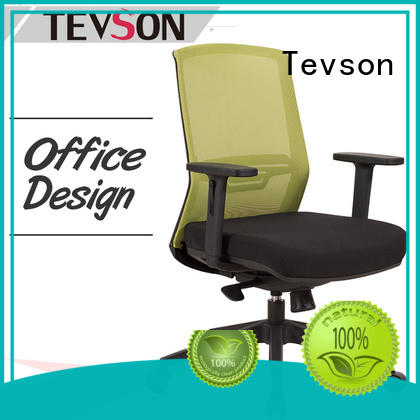 Tevson chairs low-back office chair at discount for room