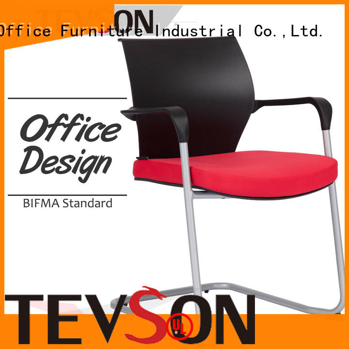 Tevson classroom classroom chairs with writing pad marketing for conference