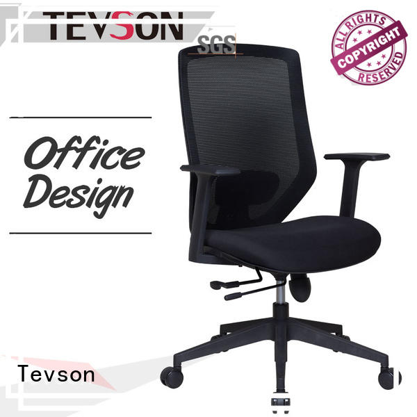 Tevson low cost office swivel chair producer in work room