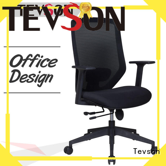 comfortable office chair design study Tevson