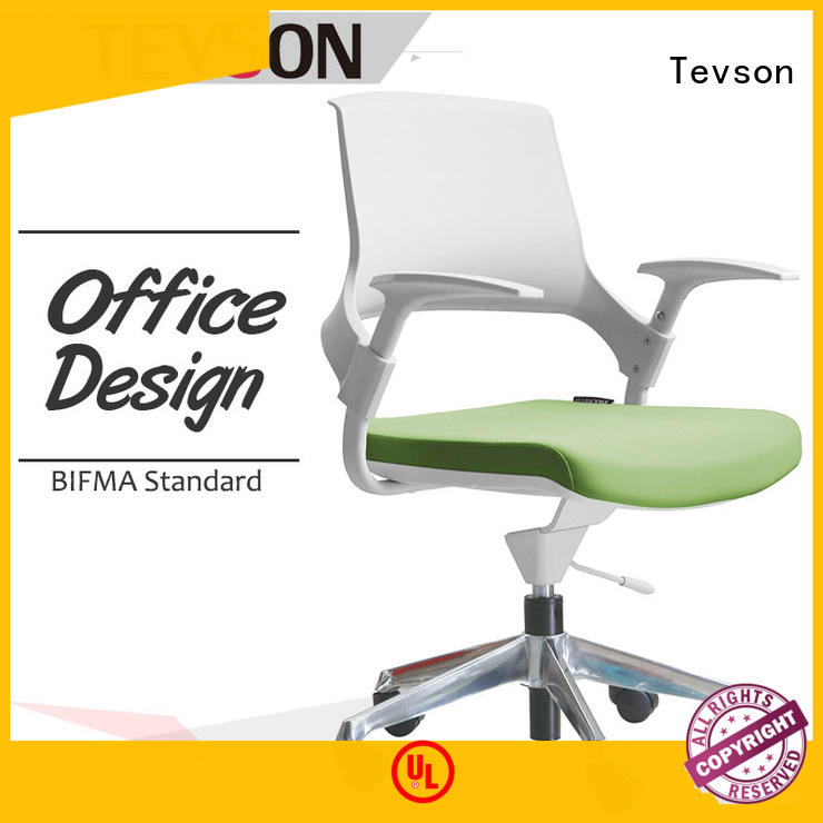 Tevson modern heavy duty office chairs in living room