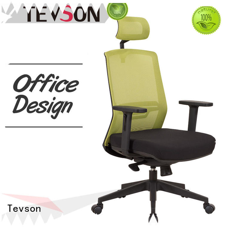 end mesh office chair equipment