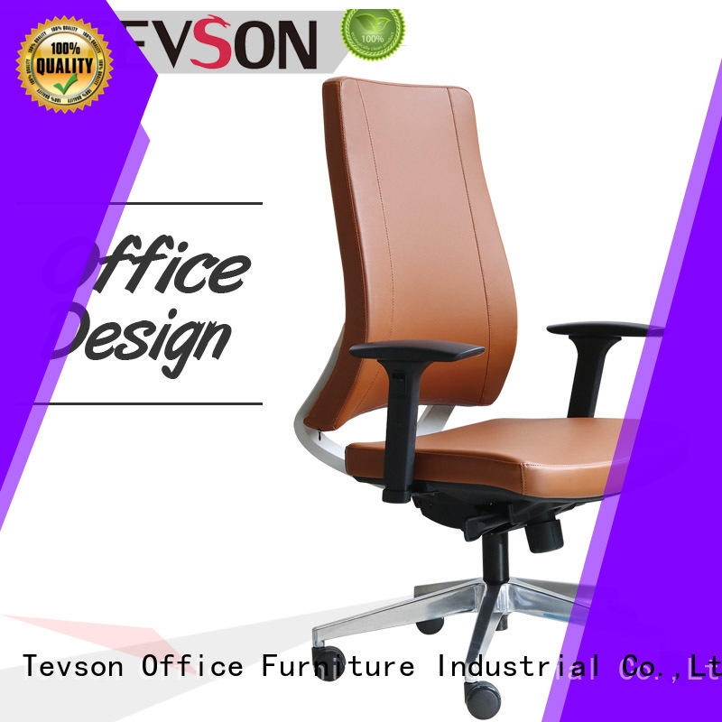 Tevson comfortable ergonomic desk chairs equipment for anteroom