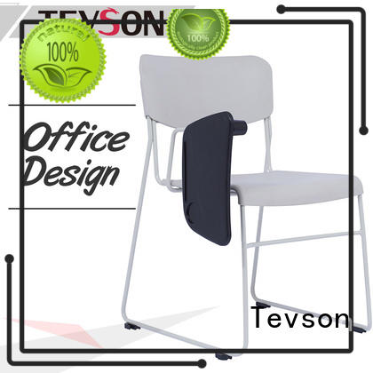 Tevson best study chair with writing pad for waiting Room