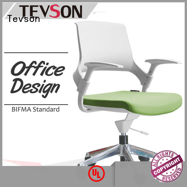 Tevson cushioned comfy office chair factory for industry