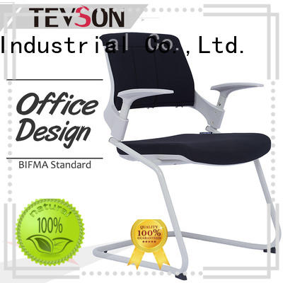 Tevson latest visitor chairs certifications for conference
