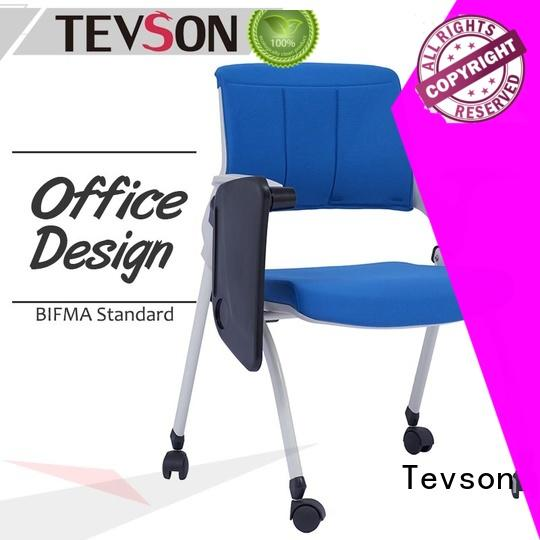 Tevson strong Folding student chair certifications for anteroom